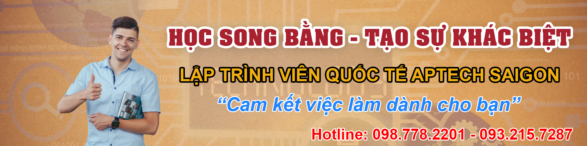 Banner song bằng