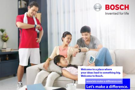 Bosch Việt Nam tuyển dụng IT Software